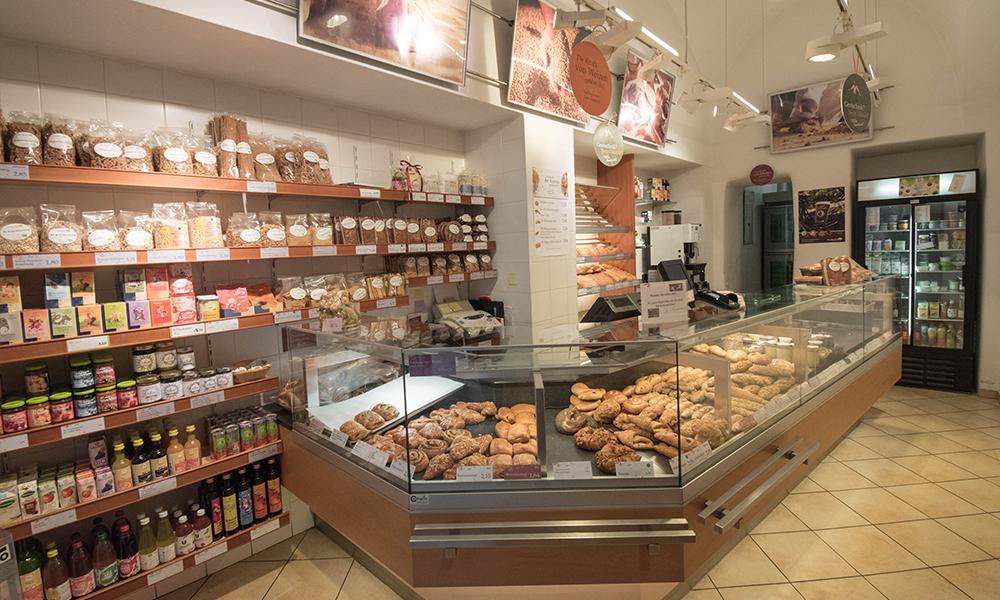Bio Bäckerei Gradwohl Fleischmarkt