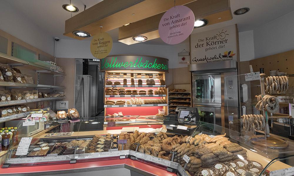 Bio Bäckerei Gradwohl Mariahilferstraße
