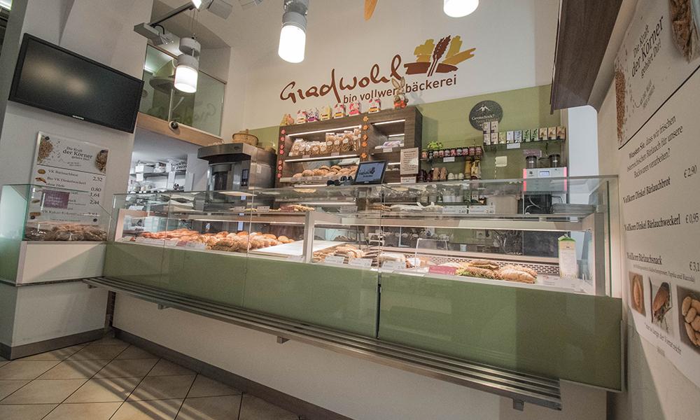 Bio Bäckerei Gradwohl Naglergasse