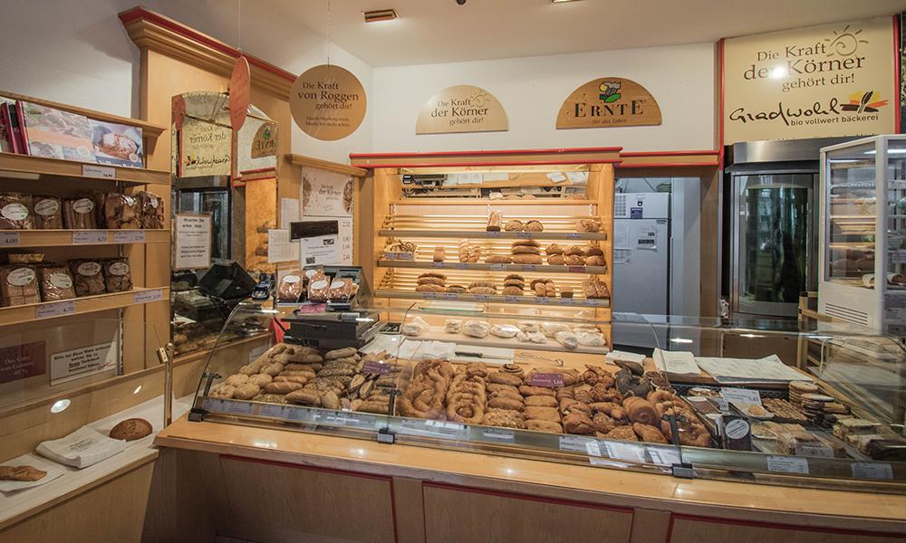 Bio Bäckerei Gradwohl Zieglergasse